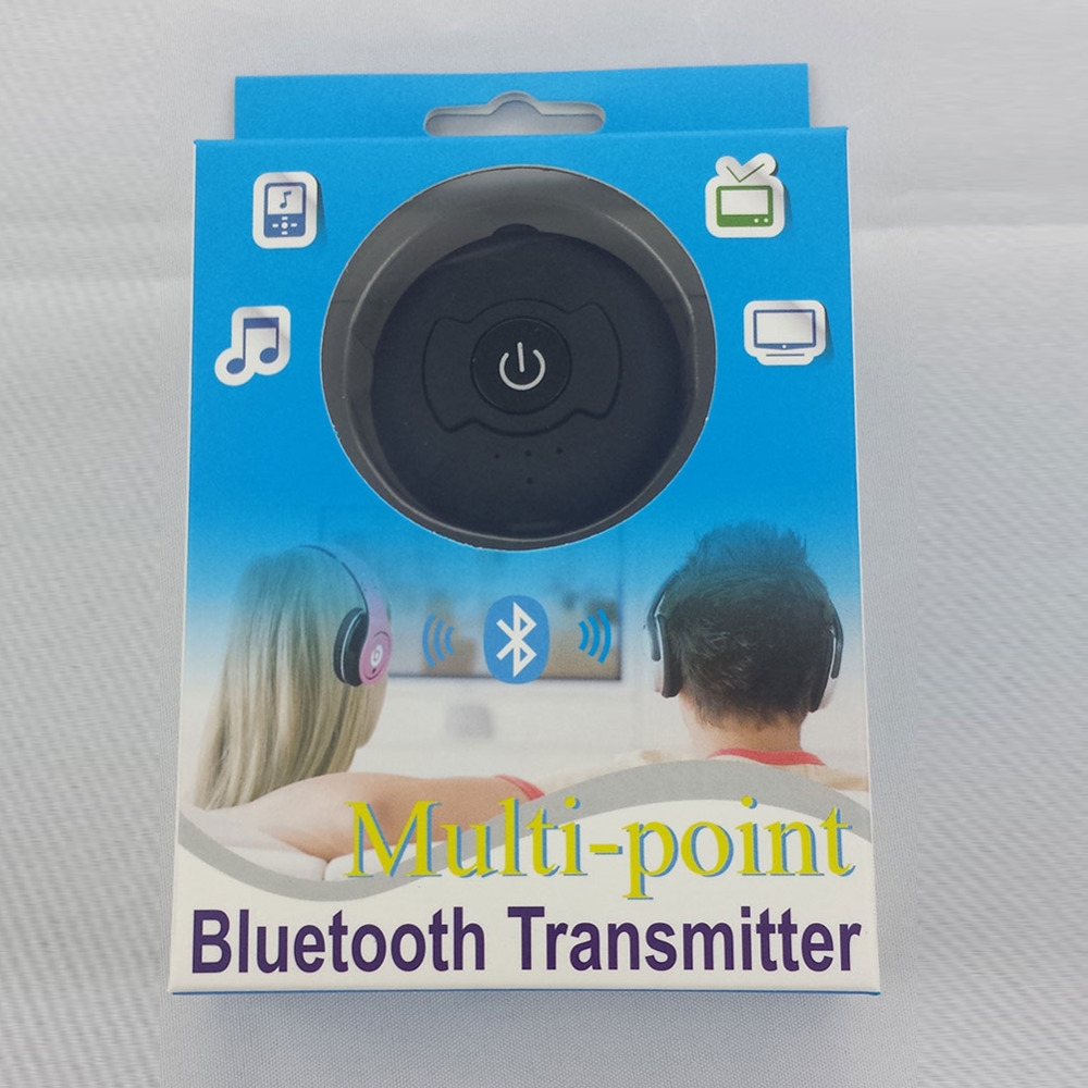 Cheap Wireless Bluetooth 4.0 A2DP Audio Stereo Dongle Adapter Transmitter For TV(China (Mainland))
