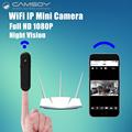 Wifi IP Mini Camera Pocket 1080P 720P HD Pen Camera Wide Angle 140 Degree Voice Video