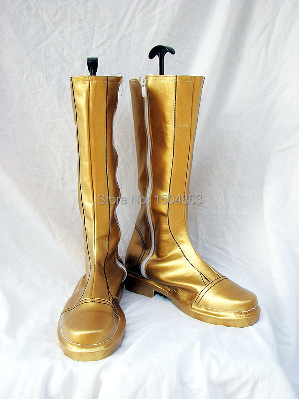 Anime Faia Emuburemu Cosplay Fire Emblem Sothe Cosplay Costume Golden Boots Shoes Party Halloween Free ShippingОдежда и ак�е��уары<br><br><br>Aliexpress
