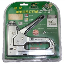 степлер мебельный  степлер для дерева 800 шт Скобы для степлера Fit