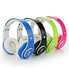 BOAS Foldable Over Ear Wireless Bluetooth Stereo Headphone with Microphone Tf Card Fm Stereo Radio for iphone 6s plus samsung