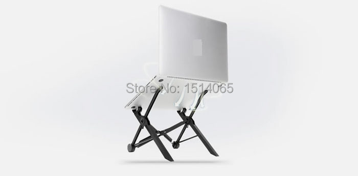 Functional Ergonomic mobile laptop table stand for bed Portable sofa laptop table foldable notebook Desk(China (Mainland))