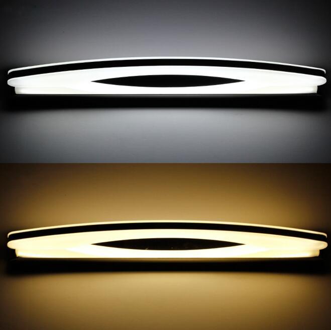 8W 39cm LED Front Mirror Lamp Modern Minimalist Bathroom cabinet Light Waterproof Anti fog Wall Lamp AC90-260V YF84<br><br>Aliexpress