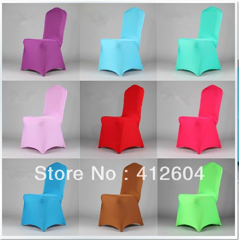 Wholesale cheap banquet spandex chair covers(China (Mainland))