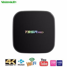 Buy T95R PRO Smart Android TV Box Amlogic S912 Octa core 2G/16G Android 6.0 set-top TV Box WiFi 2.4G/5.8G BT4.0 4K TV Media Player for $62.40 in AliExpress store
