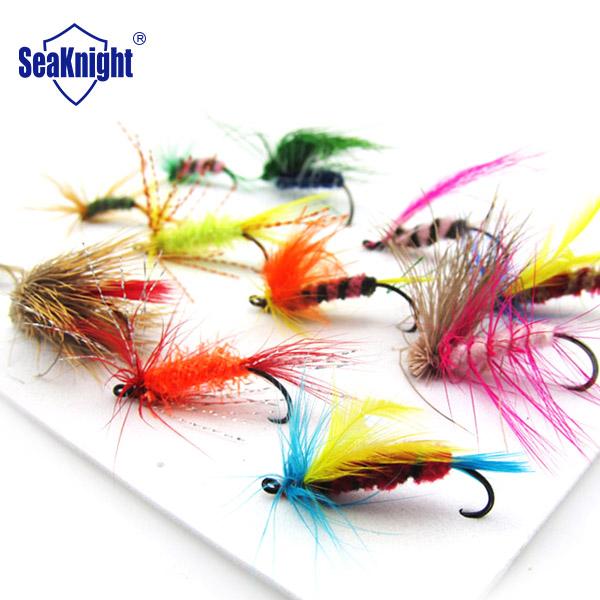 все об искусственных мух для рыбалки