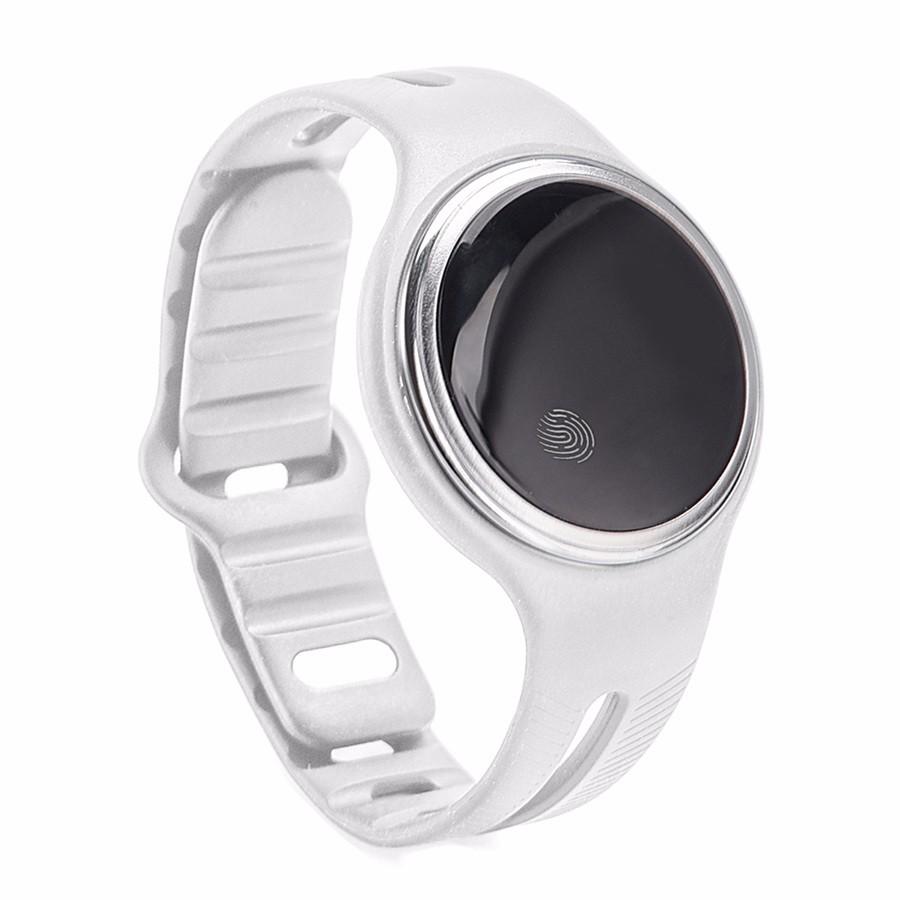 ถูก E07บลูทูธสมาร์ทสายรัดข้อมือกันน้ำIP67 S Martband PedometerกีฬาออกกำลังกายMonitorสำหรับiPhone Androidมาร์ทโฟน