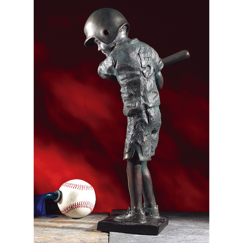 Baseball Boys children s room decor furnishings Decoration creative jewelry baseball player living room Decoration