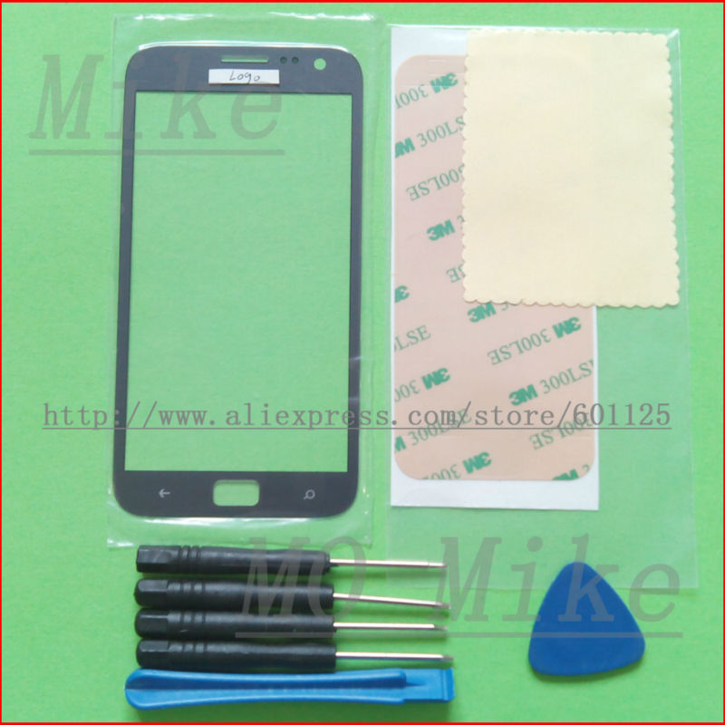 Digitizer Touch Screen LCD Outer Glass panel Lens Samsung i8750 ATIV S Black - mo mike's store