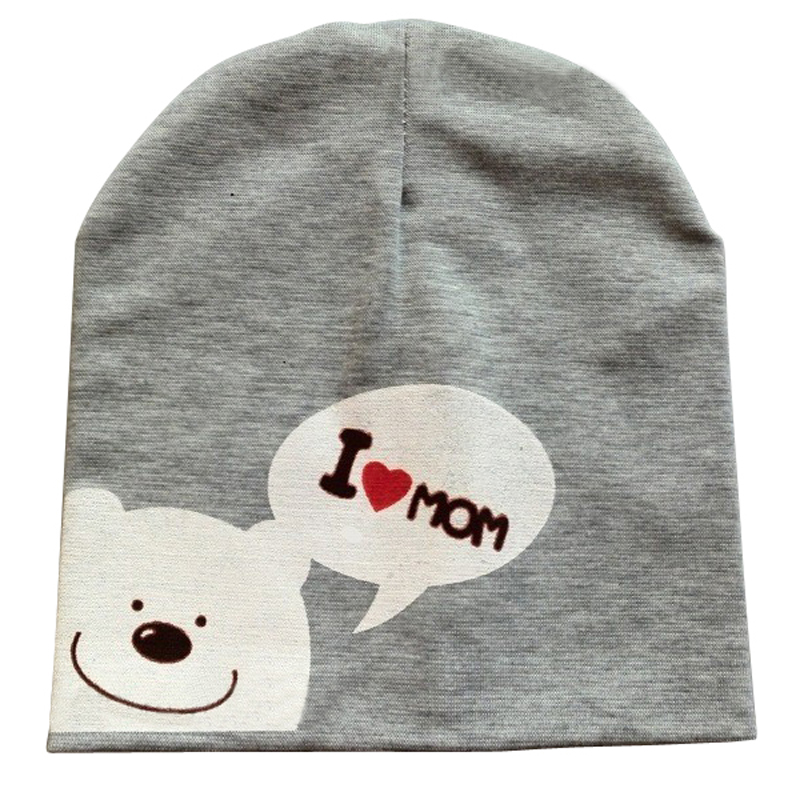 Cute Spring Winter Autumn Crochet Warm Unisex Bear Infant Baby Hat Cotton Girl Boy Cap Baby Beanie newborn photography props Y3