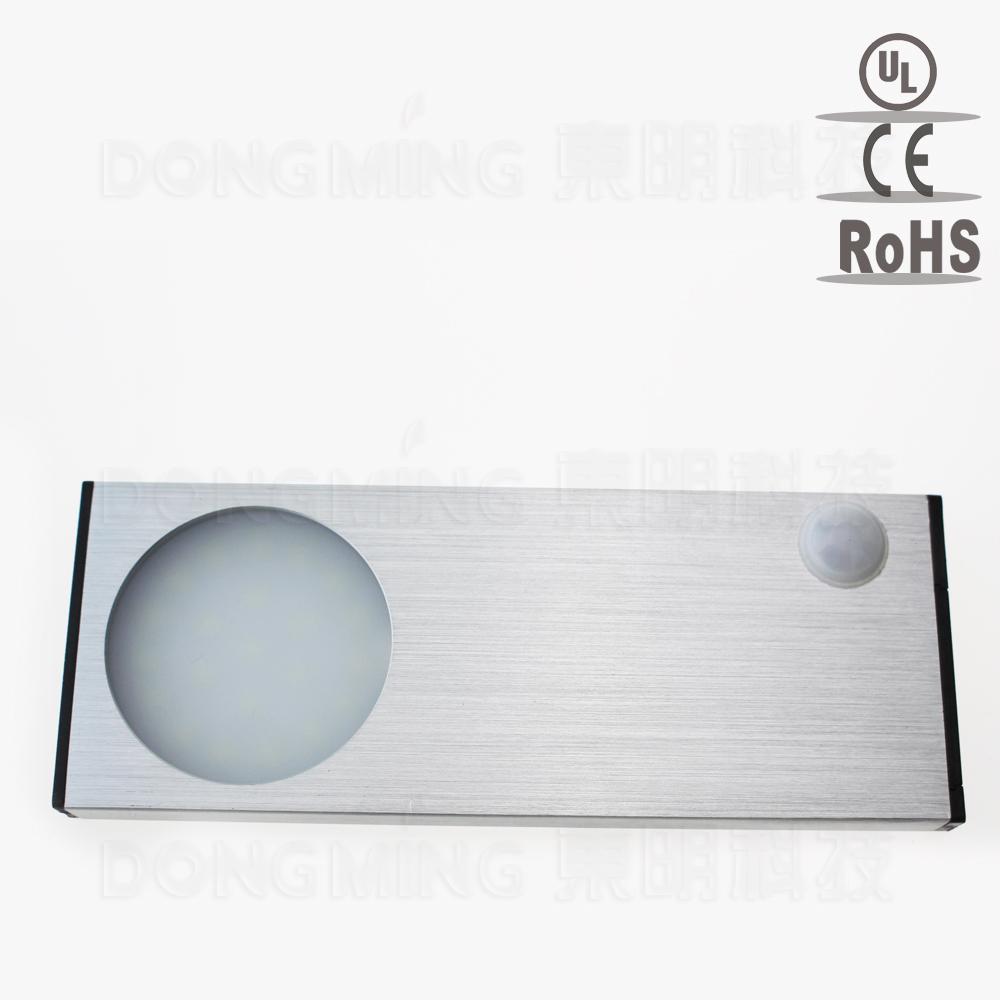5pcs/lot 1.8W Designer manufacture led cabinet lights battery sensor 12V energy saving(China (Mainland))