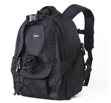 New Lowepro Mini Trekker AW DSLR Camera Photo Bag Backpack with Weather Cover(China (Mainland))