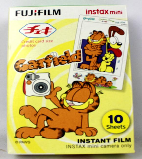 (10 sheets/box)Fuji polaroid Film photo paper for instax mini7s 25 50s 55i cartoon film Free Shipping(China (Mainland))