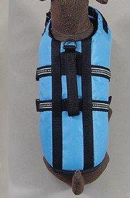 COOL !!! 10pcs/lot Large Dog Saver Life jacket, Pet outdoor life vest made of Lifesaving sponge,Nylon Free shipping