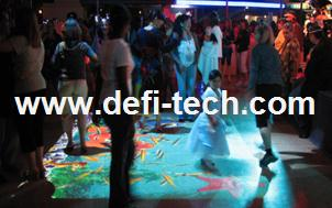 Low price 3D projection screen interactive floor projection system, for Advertising,Company Reception Areas(China (Mainland))
