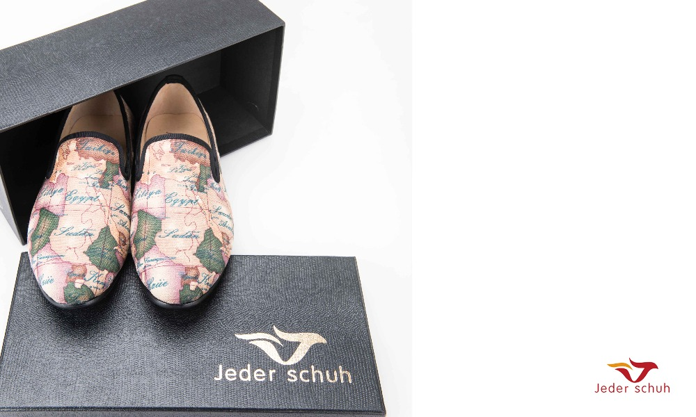 Detail Feedback Questions about Jeder Schuh handcraft men fabric ... 87e8be4cbdc2