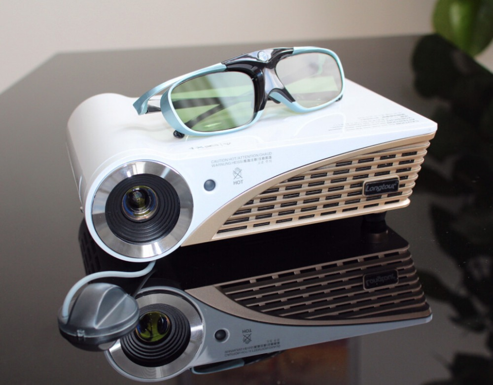 Buy free shipping zeco cx6s 1280 800 full for Buy small projector