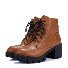 2015 New England autumn and winter women boots high heel fashion boots shoes women's shoes grey brown ankle boots