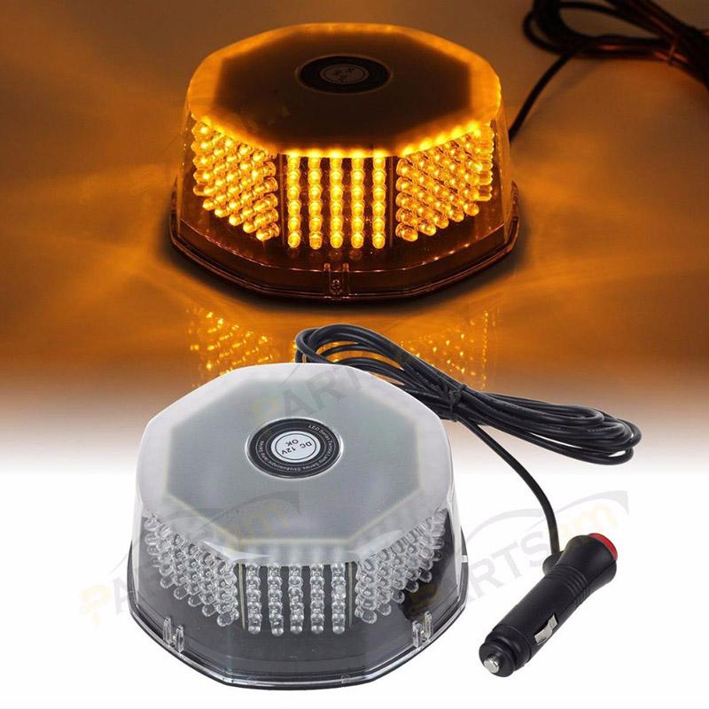 240 LED Car High Power Magnetic Roof Flashing Strobe Emergency Light Police Warning light white/amber/red/bule(China (Mainland))