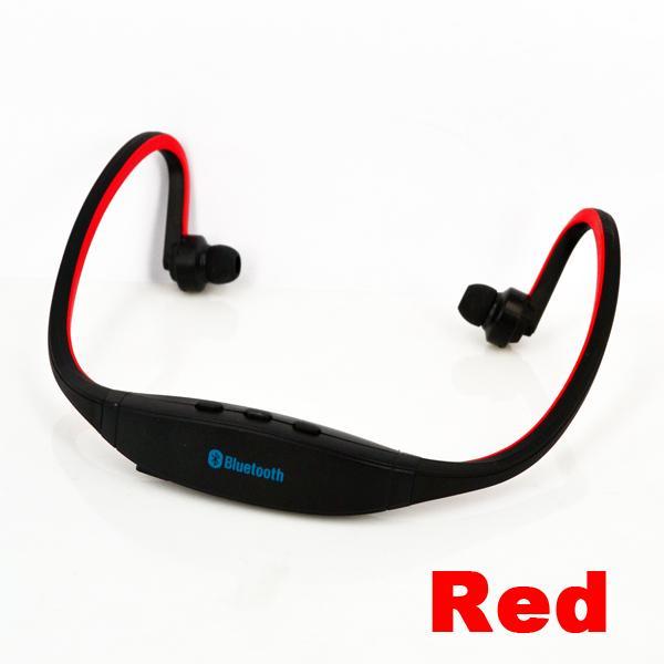 Top Sell S9 Bluetooth Earphone Sport Running Stereo Headset Wireless Earphones Handfree Bluetooth 4.0 For iPhone Samsung Xiaomi