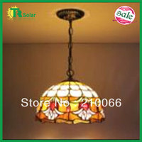 Tiffany Pendant Lamps Europe Type Restoring Ancient Ways For Bedroom,Living room, Kitchen,Coffee shop free shipping