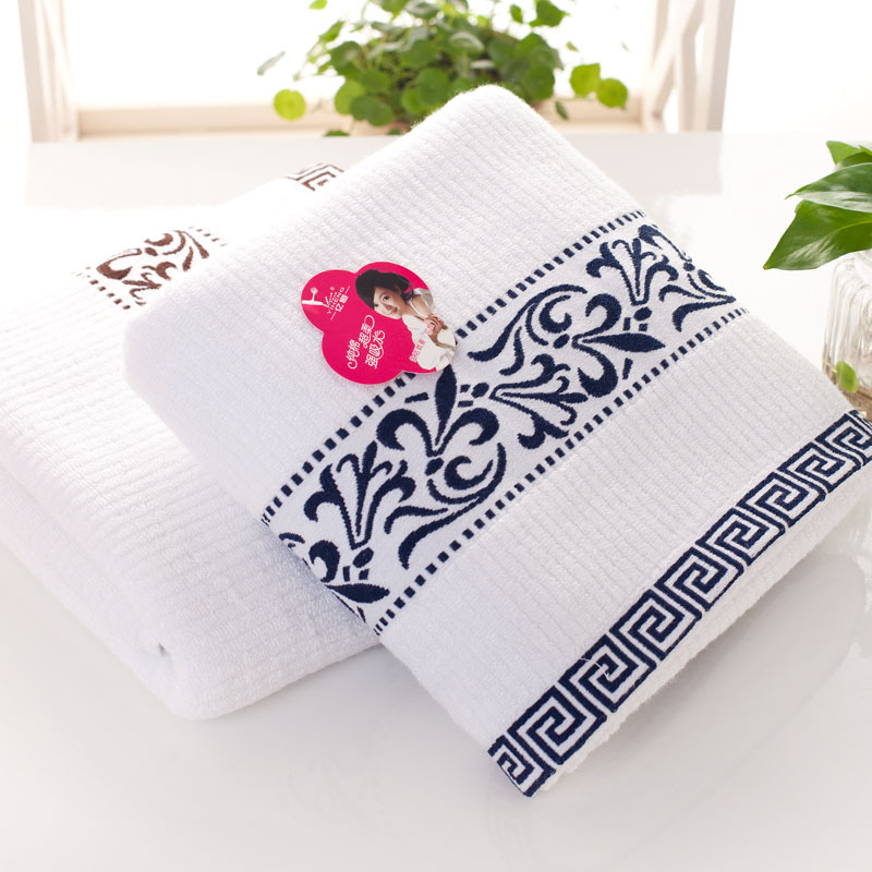 New high quality beach bathroom cotton bath towel sheets quick dry towels size 70 * 140cm for adults(China (Mainland))