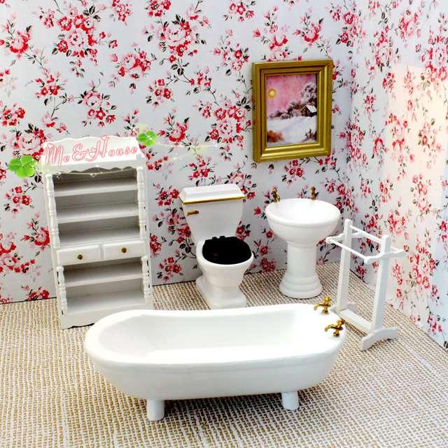 Acquista all 39 ingrosso online vasca in legno da grossisti - Bagno in miniatura ...