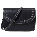 2017 Korean Style Women s Handbag PU Leather Small Vintage Crossbody Messenger Packet Handbag Lady Cell