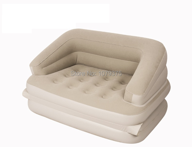 Inflatable Sofa Bed Bean Bag Chairs Bean Bag Sofa Set Backless Sofa Living Room Furniture