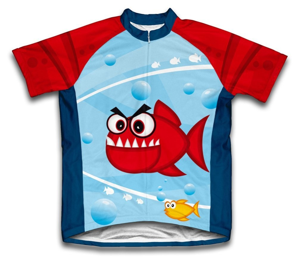 Friendly Teeth Boy's Summer Cycling Jersey Mountain Road Bike Bicycle Sportswear Ciclismo short Sleeve Child Cycle Wear Clothing(China (Mainland))