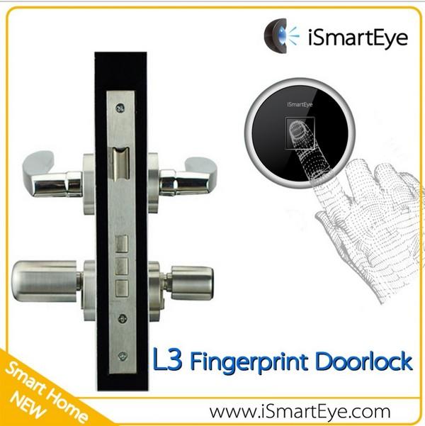 Цифровой приложение дистанционного управления дверные замки дверные замки электронный замок двери цилиндр L3 70 мм 80 мм 90 мм DHL бесплатная доставка