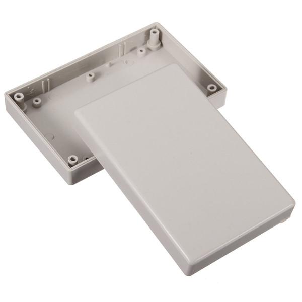 Plastic Project Box Enclosure Case Electronic DIY Instrument Case 125x80x32mm