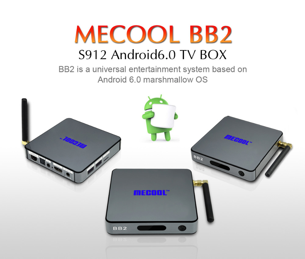 Mecool bb2 amlogic s912 64 bit octa core 2g 16g android 6 - Singapore post office tracking number ...