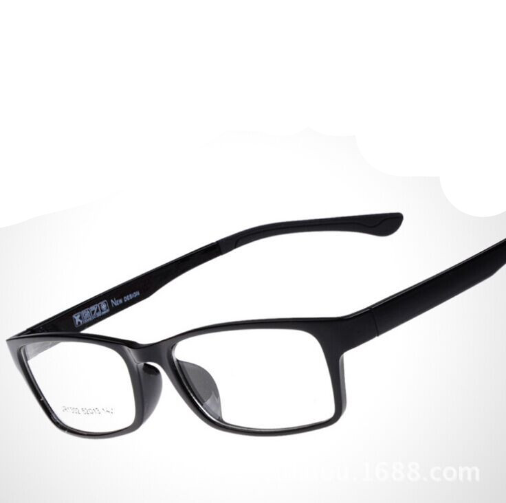 2015 New memory plastic steel TR90 Women/men optical ...