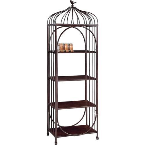 french country style furniture wrought iron shelves loft industrial style bookcase wardrobe t. Black Bedroom Furniture Sets. Home Design Ideas