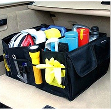 Folding trunk bags  box tool  grocery, car nets accessories, car bags stroage, car racks(China (Mainland))