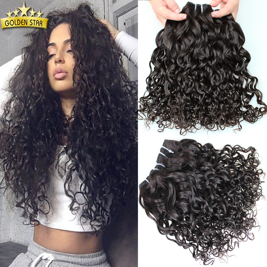 Fashion Italian Curly Human Hair Weave 3Pcs/Lot Peruvian Virgin Hair Italy Curly Human Hair Peruvian Curly Hair,Color 1B<br><br>Aliexpress