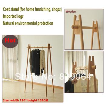Wood coat rack manufacturing durable solid wood coatrack ,wardrobe,wooden bedroom furniture,clothes wardrobe,Oak