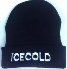 ICE patriots hat knitting HOMIES COLD cap hip-hop dance ICECOLD knit kippah pom gorro de inverno feminino jordans women(China (Mainland))