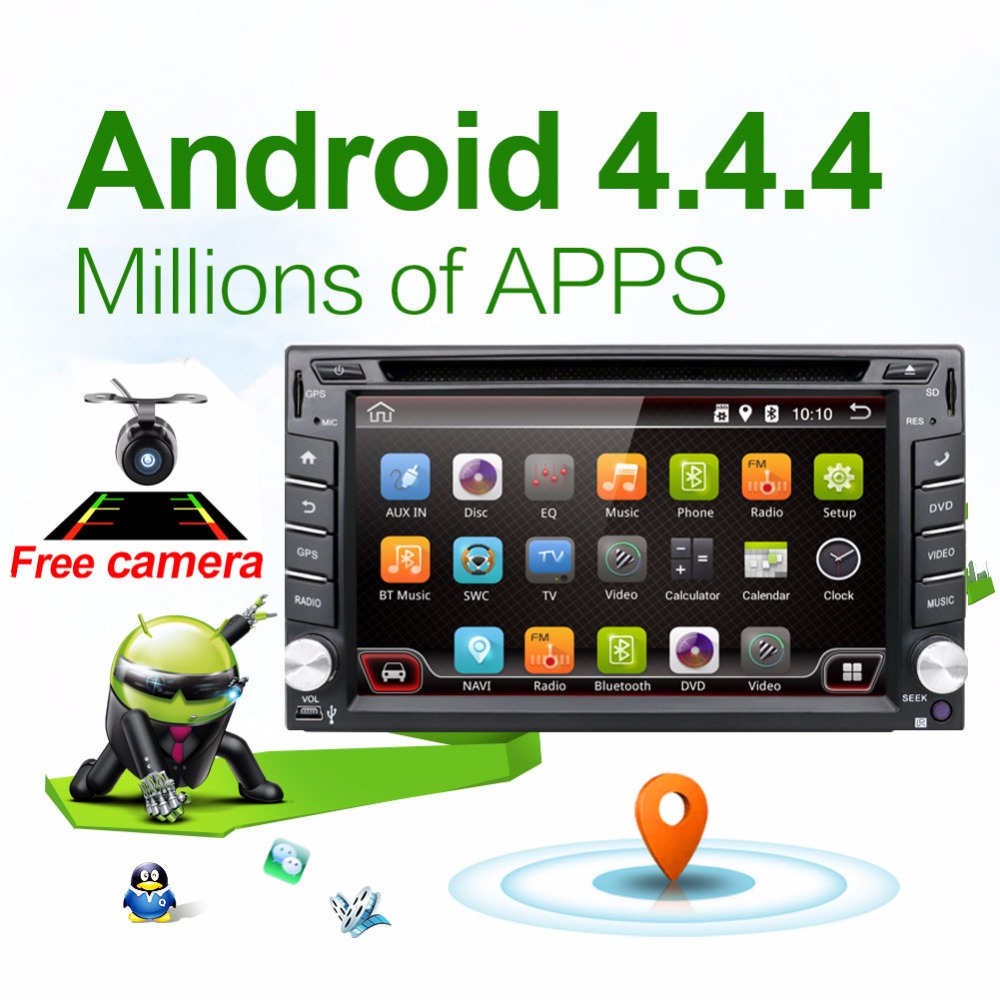 product Double Two 2 din Android 4.2 Car dvd gps universal player GPS+Wifi+Radio+Stereo+Capacitive Touch Screen+3G+pc+aduio+Heda Unit