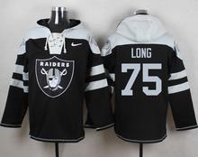Oakland Raiders Derek Carr Marcus Allen Bo Jackson Charles Woodson customizable Sweater hoodies any name number(China (Mainland))