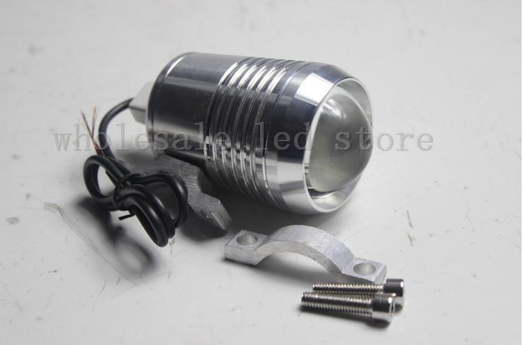 1pcs U2 CREE car motorcycle LED Laser Gun Cannons fisheye lens LED retrofit lamp headlight Day strobe light Lamp Waterproof(China (Mainland))