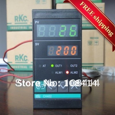 Гаджет  FREE Shipping Digital PID Temperature Controller CH402 Relay Output,Vertical 48*96mm None Инструменты