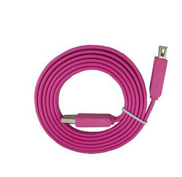 1pcs/lot New Quality High Speed 15FT/5m USB 2.0 A Male to Female Flat Cable Extension(China (Mainland))