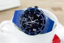 2015 nuevos relogios masculinos casual cuarzo del color del caramelo correa de silicona relojes hombres y mujeres reloj deportivo reloj de vestir