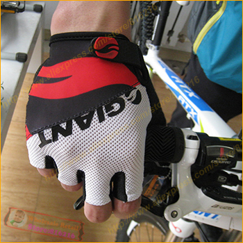 2014 Giant Half Finger Bicycle Cycling Gloves luvas de bicicleta MTB bike slip sports gloves mitten . - Fashion the benefits cap / glasses clothing accessories stores store