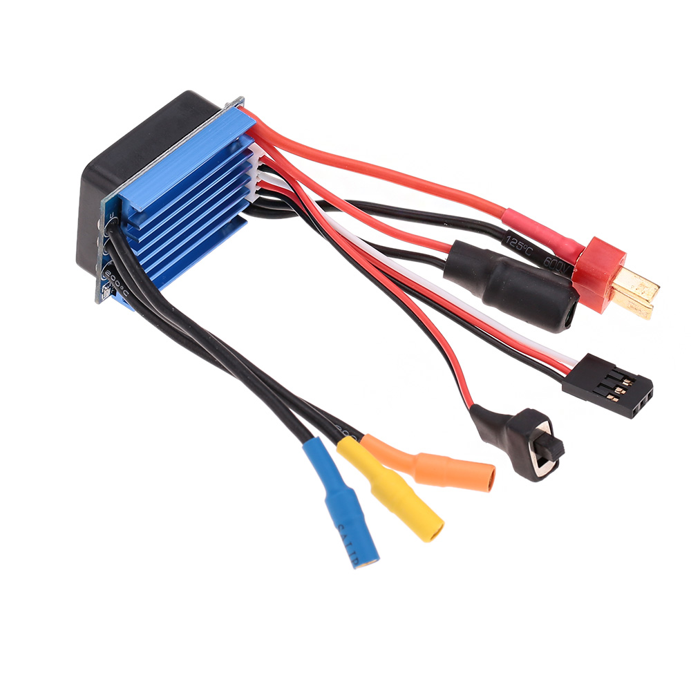 2430 7200KV 4P Sensorless Brushless Motor with 25A Brushless ESC(Electric Speed Controller)for 1/16 1/18 RC Car Truck(China (Mainland))