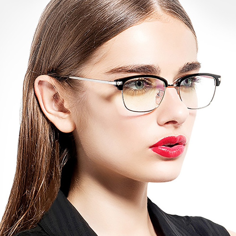 Optical Frame For Female Degree Of Glasses Is Vintage ...