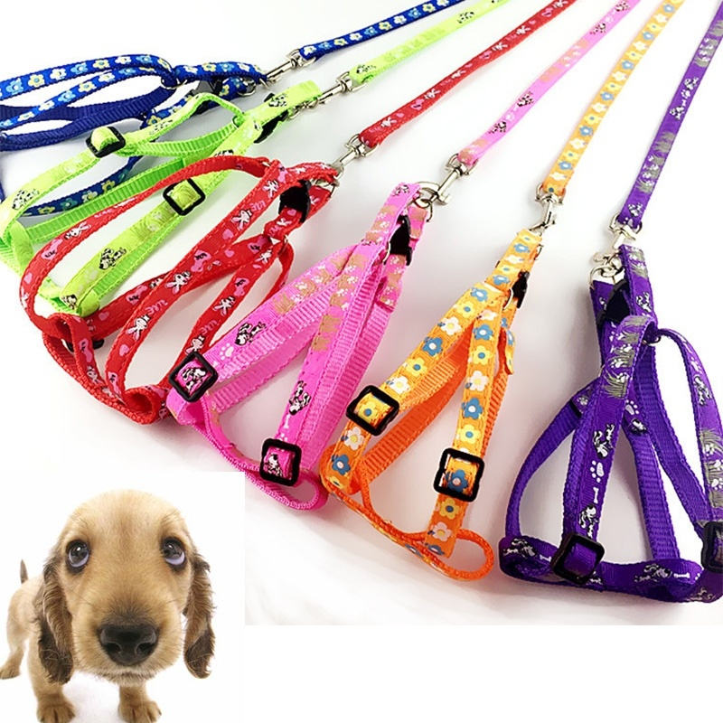 1 pc 120cm Lead Leash Rope Long High Quality Nylon Breakaway Dog Pet Leash Lead for Daily Walking rope 6 Colors(China (Mainland))