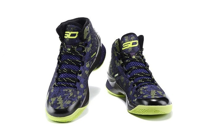 Stephen Curry Father To Son Basketball Shoes